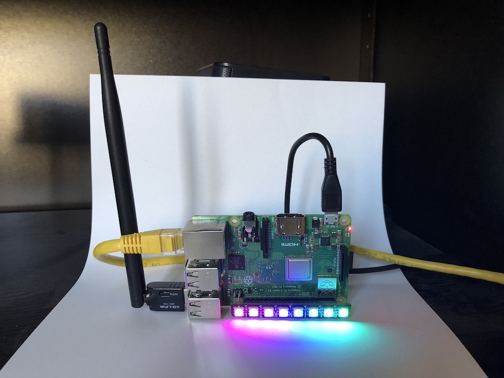 Raspberry Pi Home Router + VPN